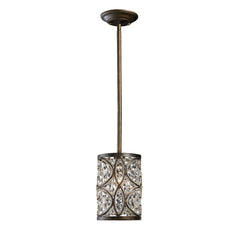 Amherst 1-Light Pendant In Antique Bronze