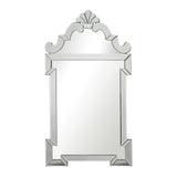 Contemporary Ludlow Mirror