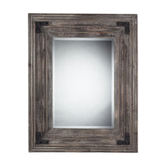Transitional Staffordshore Mirror