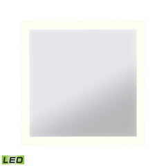 Chrome Blabla LED Mirror