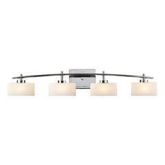Eastbrook 4-Light Vanity In Polished Chrome