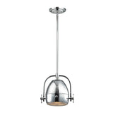 Urbano 1 Light Pendant In Polished Chrome
