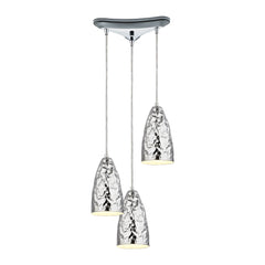 Hammersmith Light Pendant In Polished Chrome