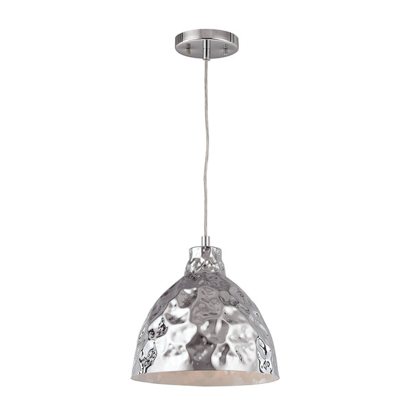 Hammersmith 1 Light Pendant In Polished Chrome