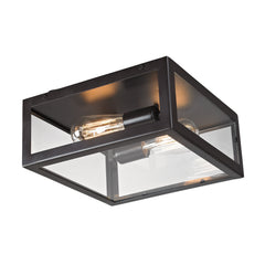 Parameters-Bronze Bronze Flush Mount
