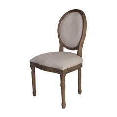 "Natural Allcott Side Chair - 39""x24"""