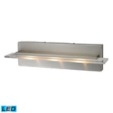 Satin Nickel Led 3Light 5W Wall Lamp