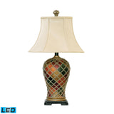 "Diamond Lighting 30"" Traditional Joseph LED Table Lamp in Bellevue Finish"
