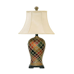 "30"" Traditional Joseph Table Lamp in Bellevue Finish"