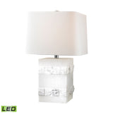 "Diamond Lighting 26"" Transitional Mystery Cube LED Table Lamp"