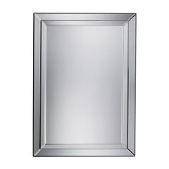 Contemporary Canon Beveled Mirror