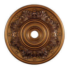 Lauderdale Medallion 30 Inch In Antique Bronze Finish