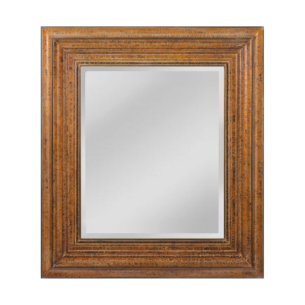 "Bronze ""Barnett"" Traditional Mirror"