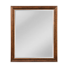 "Light Bronze ""Ogden"" Transitional Mirror"