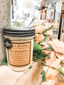 NEW 2019 candle scents from 1803 candles