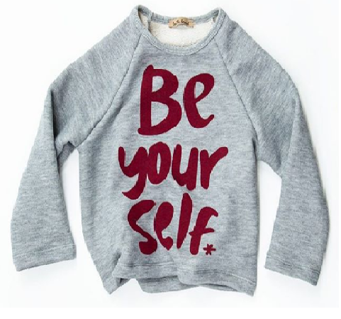 Be Yourself Sweater