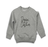 Dream Catcher Grey Sweater