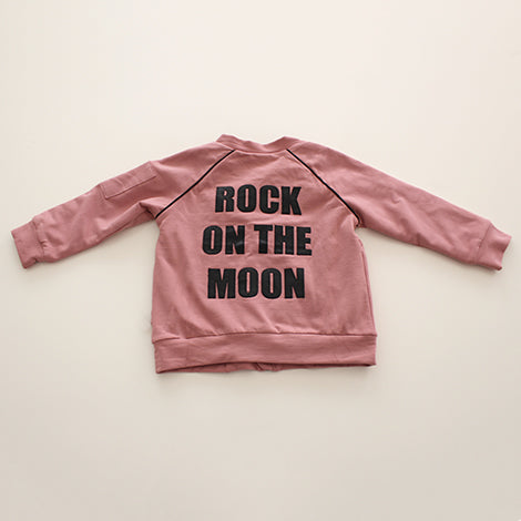 Rock on The Moon Bomber