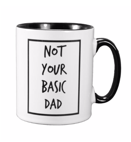 Not Your Basic Dad