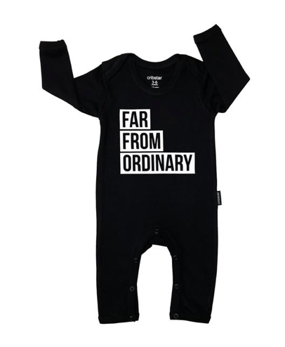 Far From Ordinary Onesie