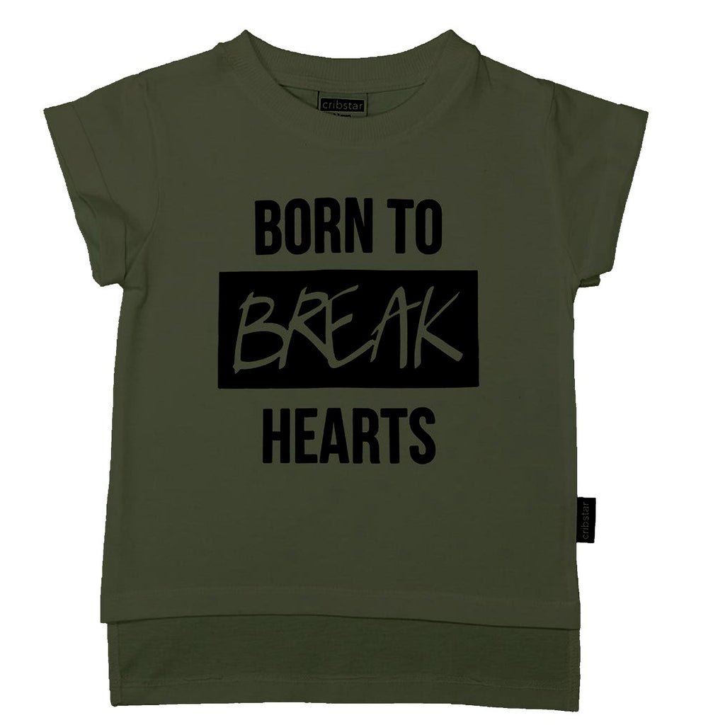 Born to Break Hearts