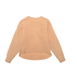 Waffle Sweater Off White