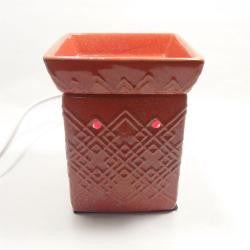 Red Color Tart Warmer