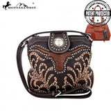 Montana West Concealed Handgun Collection Crossbody Bag-Many Colors
