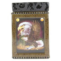 Tall Eagle Tart and Oil Warmer