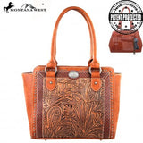 Montana West Tooled Collection Handbag Many Colors