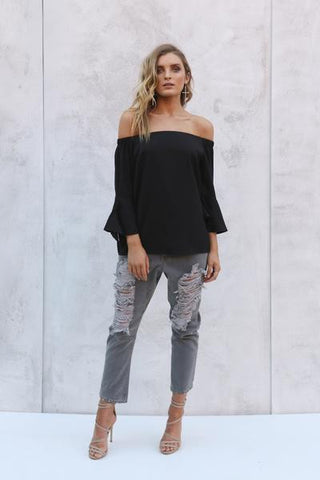 Georgina Off The Shoulder Top