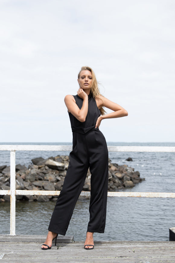 Liberty Jumpsuit (Black)