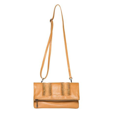 Watch Me Clutch (Tan) - Light & Beauty xoxo
