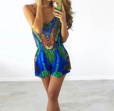 Sale Item - Camy Goddess Playsuit