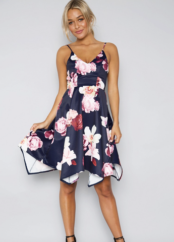 Daisy Swing Dress - Light & Beauty xoxo