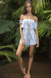 Sale Item - Down With Me Playsuit