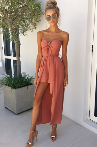 Karissa Maxi Playsuit