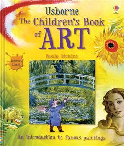 Usborne The Children's Book of Art