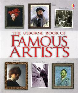 Usborne Book of Famous Artists