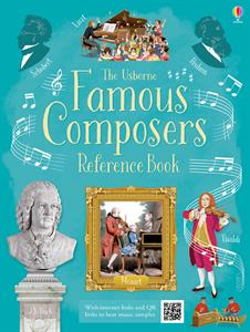 Usborne Famous Composers Reference Book