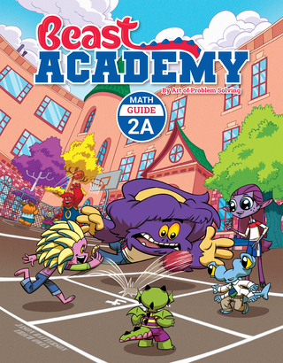 Beast Academy Guide and Practice Books 2A