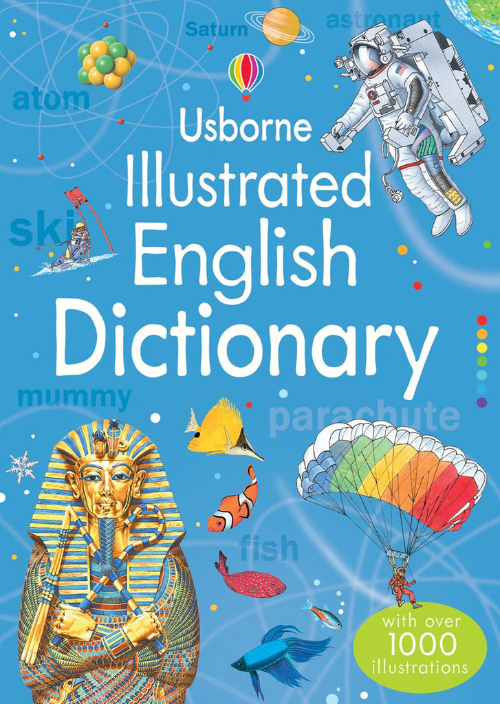 Usborne Illustrated Dictionary IR