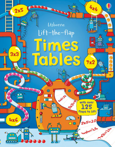 Usborne Lift the Flap Times Tables