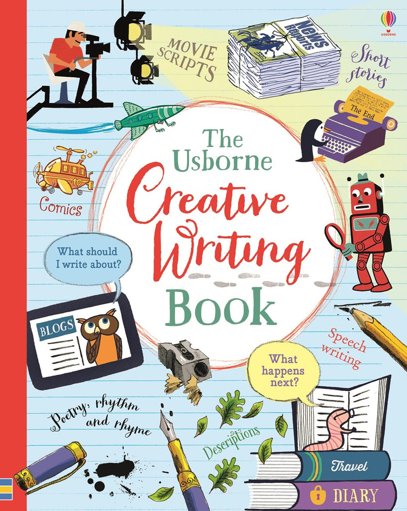 Usborne Creative Writing Book IR