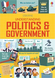Usborne Understanding Politics & Government