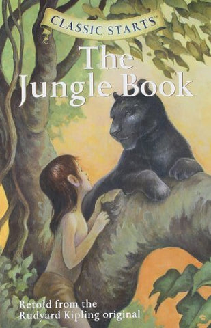 Classic Starts:  The Jungle Book 丛林之书