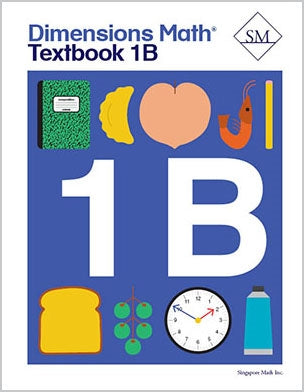 Dimensions Math Textbook 1B