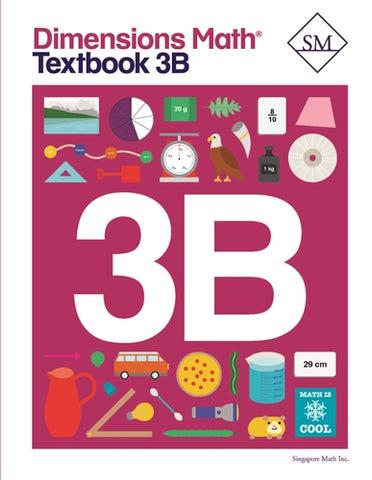 Dimensions Math Textbook 3B