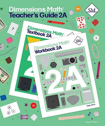 Dimensions Math Teacher's Guide 2A