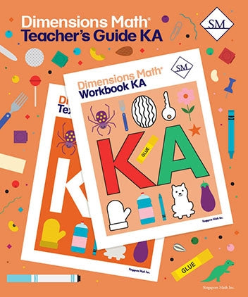 Dimensions Math Teacher's Guide K-A